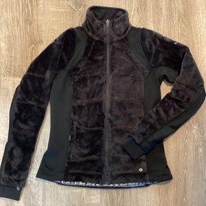 Women's Columbia Omni Heat Black Jacket -Med.